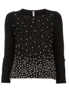 ANTONIO MARRAS - Embellished sweater by justine