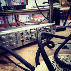 Edition 2013 : Installation radio #decibulles