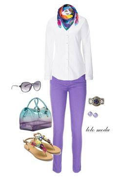LOLO Moda: #New #Spring #Summer #outfits ,   http://lolomoda.com/fabulous-casual-outfit-trend-2014/