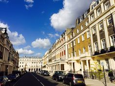 Belgraves is one of the wealthiest districts in the World still belongs to the Duke of Westminster's family property company #belgraves #london.