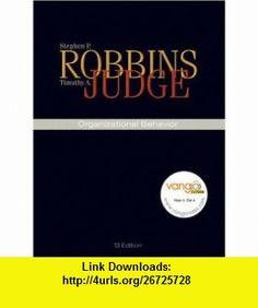 Organizational Behavior (13th Edition) (9780136007173) Stephen P. Robbins, Timothy A. Judge , ISBN-10: 0136007171  , ISBN-13: 978-0136007173 ,  , tutorials , pdf , ebook , torrent , downloads , rapidshare , filesonic , hotfile , megaupload , fileserve
