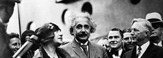 Ten years later, in 1915, Einstein completed his General Theory of Relativity and in 1921 he was awarded the Nobel Prize in Physics (iconic status cemented in 1919 when Arthur Eddington's expedition confirmed Albert Einstein's prediction). It also launched him to international superstardom and his name became a household word synonymous with genius all over the world.