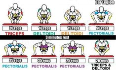 PUSH UP ROUTINE