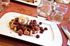 Fritkot or Maison Antoine, Balls and Glory, Cafe Novo, Dandoy Tearoom