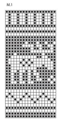 """Moose Parade - DROPS pannband med mönster i """"Delight"""" och """"Fabel"""". - Free pattern by DROPS Design"""