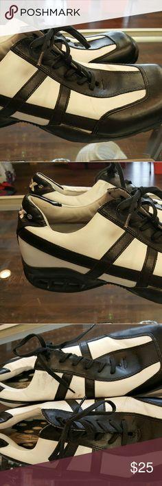 Gbx sneakers Gbx men's sneakers gently used GBX Shoes Sneakers