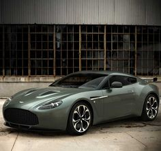 I'd take a trip to Newport Pagnell, England and go visit Aston Martin to order my new car!