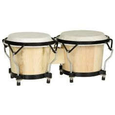 X8 Drums Endeavor Series Bongo Drums, Natural by X8 Drums & Percussion. $38.99. The Natural Endeavor Series Bongo Drums are a great choice for entry level players offering a natural wood stain finish and a traditional bongo design.. Save 39%!