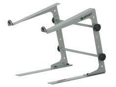 Odyssey laptop stand - Metallic Gray