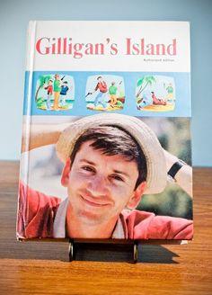 Vintage 1966 Gilligans Island Book via Etsy.