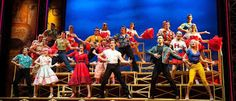 bleachers? grease the musical - Google Search