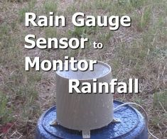 A Rain gauge is one of those sensors that is a great addition for your DIY weather station.Finding a stand alone rain gauge is not that common, so I decided to purchase an off the shelf digital rain gauge monitor and remove the rain gauge sensor off it to make my own arduino powered rain gauge monitor.In this tutorial, I'll show you how to make a digital rain gauge monitor by using a rain gauge sensor from an off the shelf product, how this particular sensor works and how to read th...