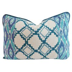 I pinned this Kim Salmela Aztec Pillow II from the La Vie Boheme event at Joss and Main!