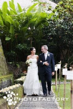 Wedding at Amandari Bali