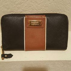 Badgley Mischka Wallet New never used, eight card holder slots, center change zipper pocket Badgley Mischka Bags Wallets