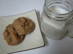 Chewy Oatmeal Peanut Butter Cookies | Once a Month Meals | OAMC | Freezer Meals | Freezer Cooking | Whole Foods Recipes