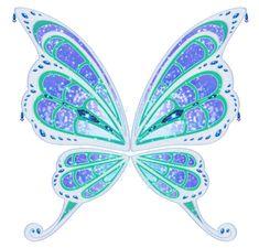 Calixte's Enchantix Wings by PrettieAngel.deviantart.com on @DeviantArt