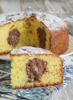 tasty mug cake Torte Cake, Cake & Co, Cake Recipes, Dessert Recipes, Italian Pastries, Plum Cake, Different Cakes, Almond Cakes, Food Humor