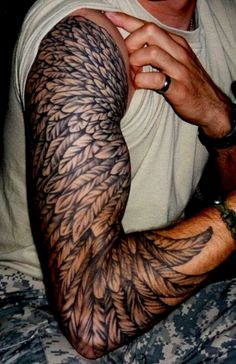 Latest Tattoo designs for Men Arms31