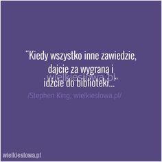 Kiedy wszystko inne zawiedzie... #King-Stephen, #Książki