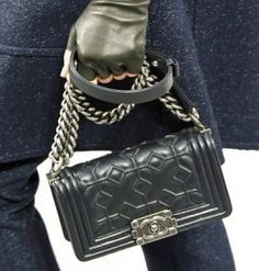 Fall 2012 Chanel...love