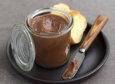 Salsa Dulce, Fruit Preserves, Food N, Sugar And Spice, Sin Gluten, Healthy Tips, Food Hacks, Nutella, Peanut Butter