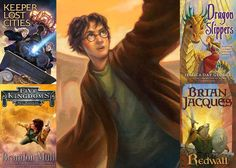 Books Like Harry Potter: 10 Series to Read Next