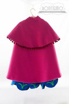 Como hacer un disfraz de Ana de Frozen b27c5a1711e