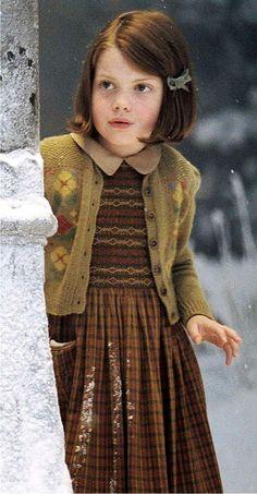 """Narnia"" Lucy Lamppost sweater, 2005 @Tabitha Kimbrell"