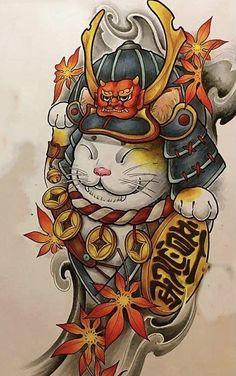 Japanese Tattoo Art, Japanese Tattoo Designs, Cartoon Character Tattoos, Character Art, Tattoo Daruma, Egyptian Tattoo Sleeve, Soft Tattoo, Asian Tattoos, Aztec Art
