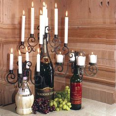 Wewill show you how empty wine bottles can be used for lighting a house in a way that will inspire others to follow suit.