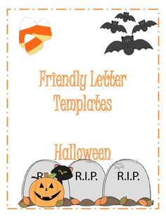 Friendly Fall Letter Writing | Pinterest | Friendly Letter, Language Arts  And School
