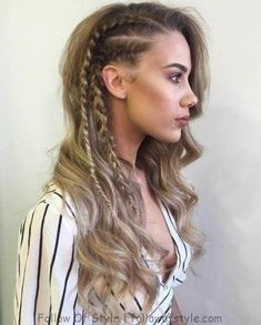 30 beautiful braided hairstyles for long hair – best hairstyles haircuts – Lockige Frisuren New Braided Hairstyles, Box Braids Hairstyles, Hairstyles Haircuts, Trendy Haircuts, Long Wavy Hairstyles, Long Haircuts, Gorgeous Hairstyles, Layered Hairstyles, Summer Hairstyles