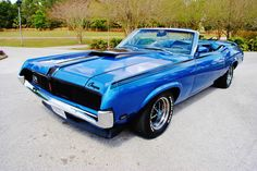 1969 Mercury Cougar X7 Clone Eliminator