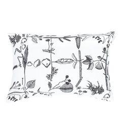 Myrskyn jälkeen cushion 40x60 cm, white