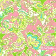 Lilly Pulitzer Spring