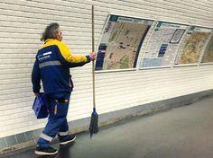 broomdanse metro paris Paris Metro