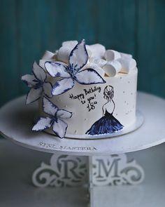 На торт у меня было 4 часа от А до Я, он без излишеств, но от всей души для @sandrakopteva Девочка моя, с совершеннолетием #ryki_mastera #veraessen #entrenafesta #desserts #dessert #food #foods #foodporn #instafood #sweet #sweets #mmm #foodgasm #delicious #foodforfoodies #sweettooth #chocolate #facsantos #cake #cakeideas #cakes #encontrandoideias #cakedecorating #cakedesign #cakestagram #cakeporm #торт #тортназаказбалашиха #тортназаказмосква #тортбезмастики