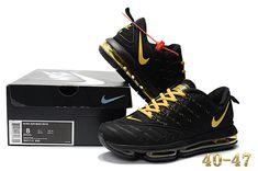 Nike 2019 KPU AIR MAX Sports Shoes Men Black Gold 40-47 9e51dc9c0