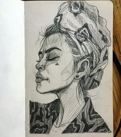 """12.2k Likes, 81 Comments - ART   WORLD of EXPRESSION (@drawing.expression) on Instagram: """"I love those lines From 1 to 10 what is your rating? by @arsek_erase _________________________ .…"""""""