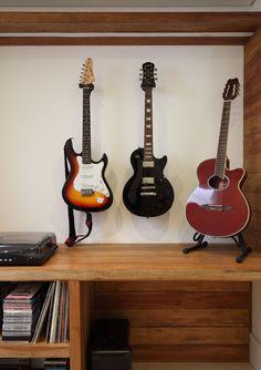Custom Guitar Hanger, Guitar Holder, Guitar Hanger, Guitar Pick, Guitar Mount, Gifts for Him, Gifts Guitar Hanger, Guitar Room, Home Studio, Gifts For Him, Basement, House, Home Music Rooms, Music Instruments, Bedrooms