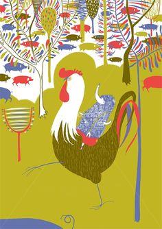 Stunning Children's Book Illustrations from Top Illustrators in US