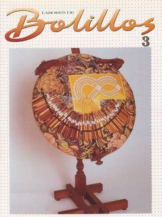 Labores bolillos 3 - fleursdebleuets - Álbumes web de Picasa