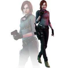 Claire Redfield - The Aftermath |