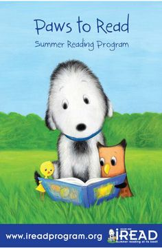 Sign up for our Summer Library Club.  A child is not to young to join.