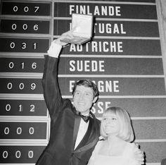 France Gall, Udo Jürgens, Vicky Leandros – Eurovision Song Contest / Grand Prix Eurovision de la Chanson