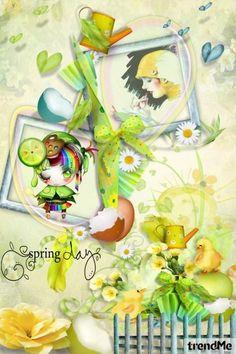 Spring Day - Combinaciónde moda