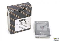 Nikon ML-L4 infrared remote control for Coolpix S1000pj