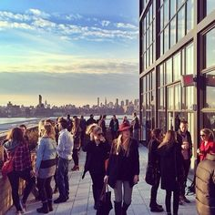 Just across the Williamsburg Bridge resides The Ides at the Wythe Hotel – a rooftop bar that offers unparalleled views of the NYC skyline. While this scenic Brooklyn bar doesn't offer an actual happy hour, beers are always priced between $5-$8 each – and, let's face it, that makes us pretty happy.