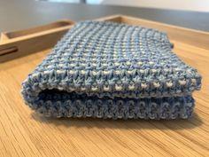 Karklud i vævestrik - få strikkeopskrift her - Strikker.dk Diy Projects To Try, Troy, Knitting, Creative, Vest, Threading, Tricot, Breien, Stricken